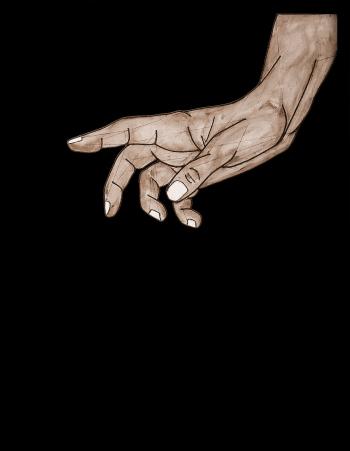 André Che Isse IL TRITTICO PRIMA DI NASCERE IL MONDO III.Le dita nella marmellata di un vasaio ebbro 2015